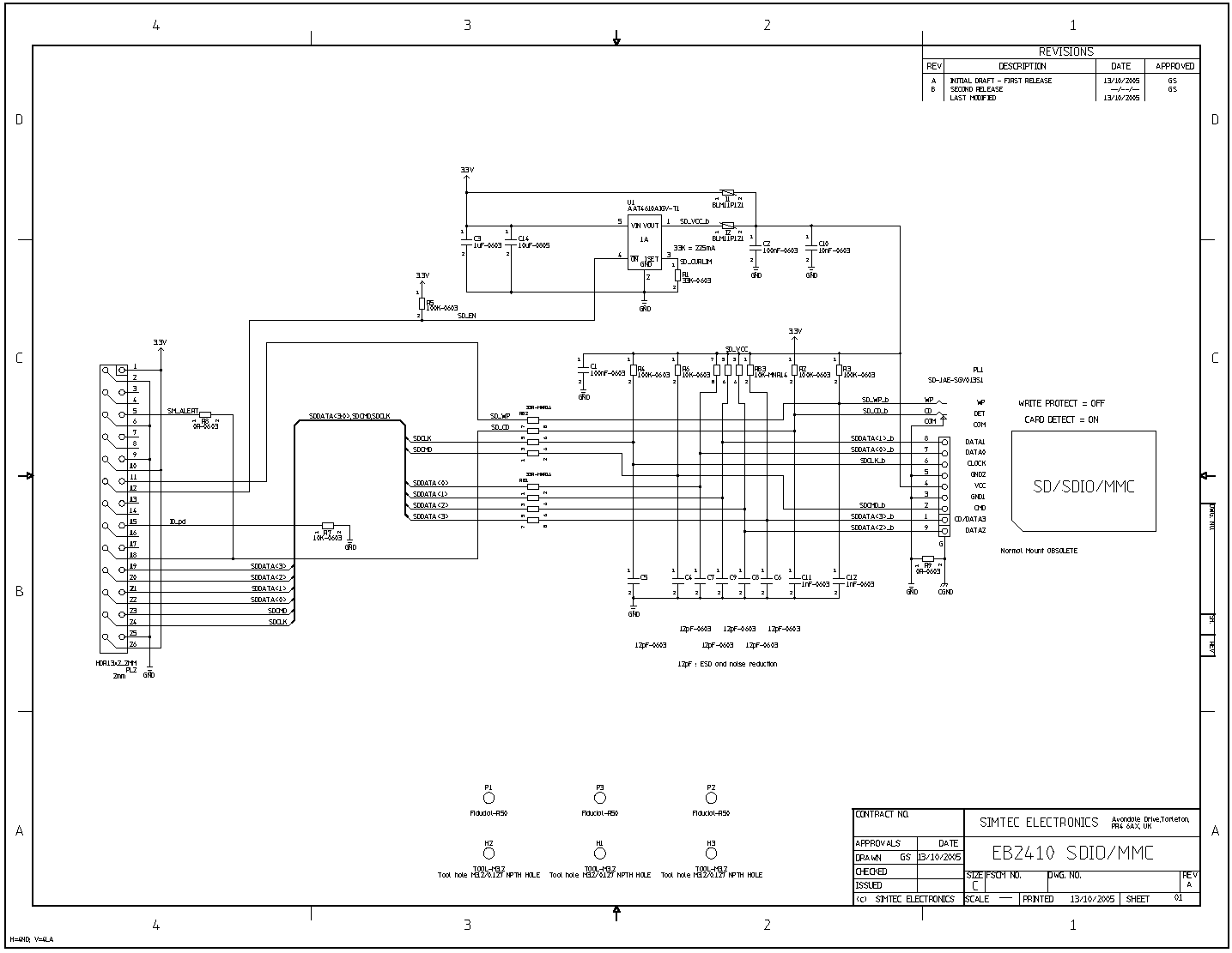 simtec electronics support an0016 adding an mmc card slot to rh simtec co uk schematic layout of tidal power house schematic layout of steam power plant