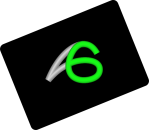 Advantage Six Logo