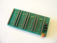 A300 ROM carrier board