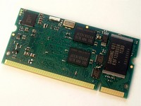 Front of the IM2410D20 module